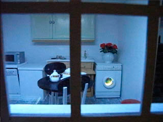 Water Usage House detail - Washing Machine
