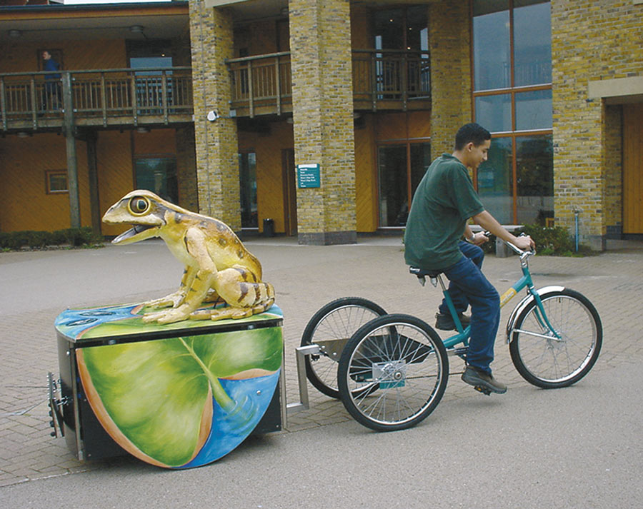 Frog Trike