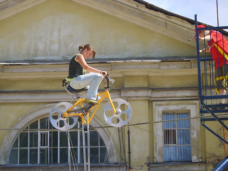 High Wire Bike