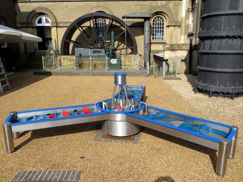 Interactive Water Tank